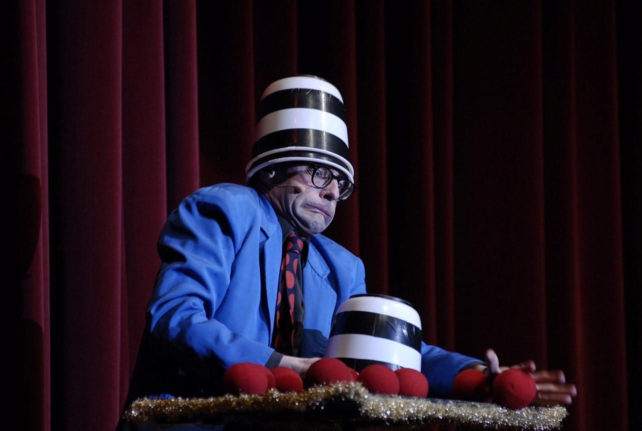 Comedy Zauberer Andy Clapp