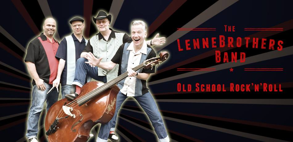 The LenneBrothers Band - Old School Rock'n'Roll