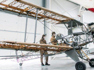 Luftfahrt Museum Wernigerode