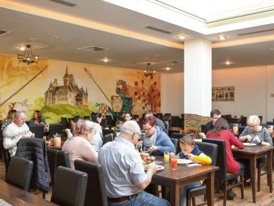 "Restaurant ""Burghof"""
